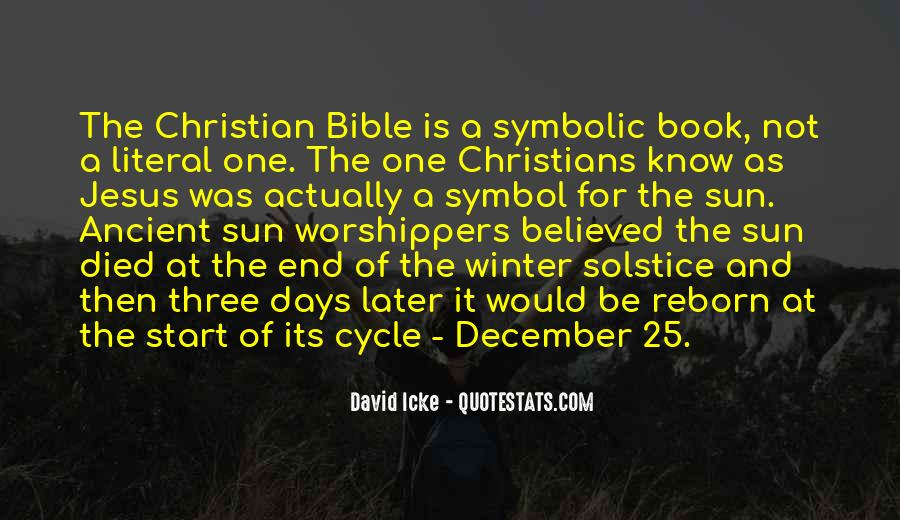 The Sun Bible Quotes #1300199