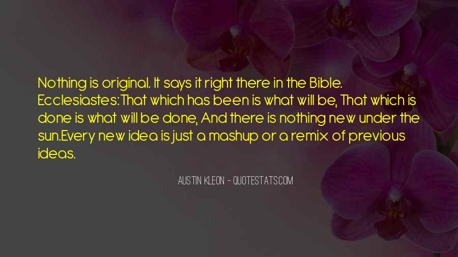 The Sun Bible Quotes #1785727