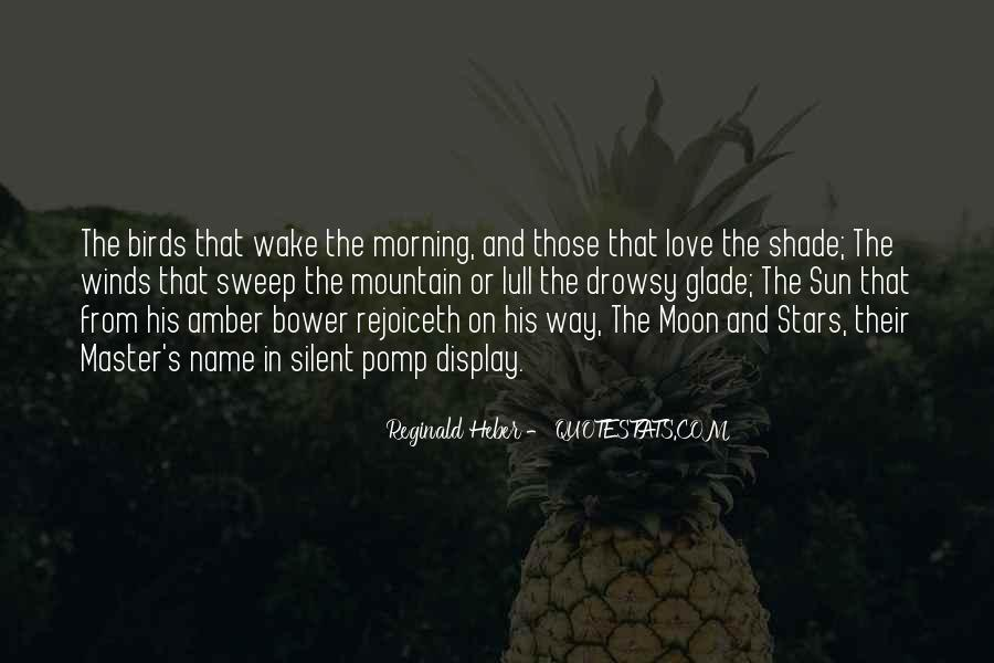 The Sun Of My Master Quotes #176006