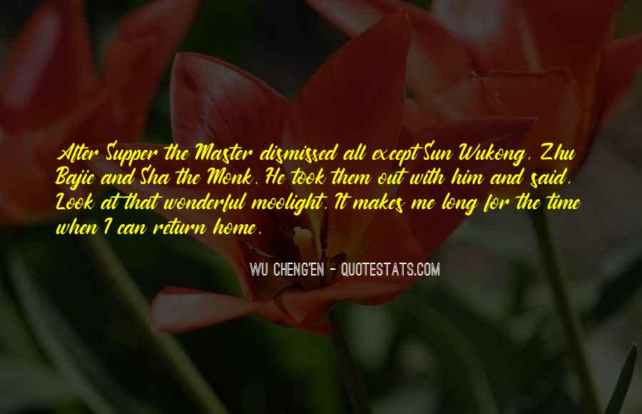 The Sun Of My Master Quotes #186909
