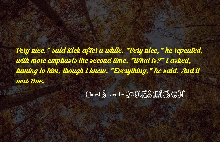 The Tables Turn Quotes #1859085