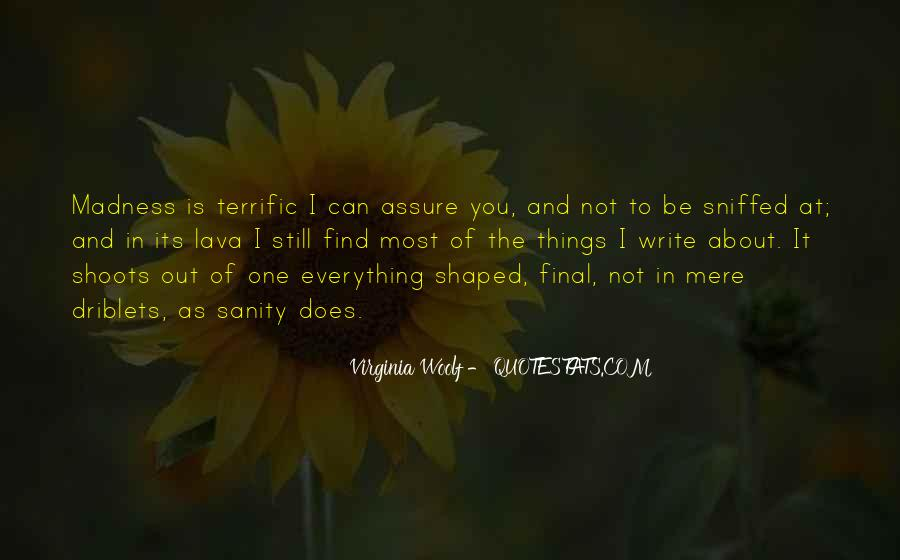The Things Quotes #1852
