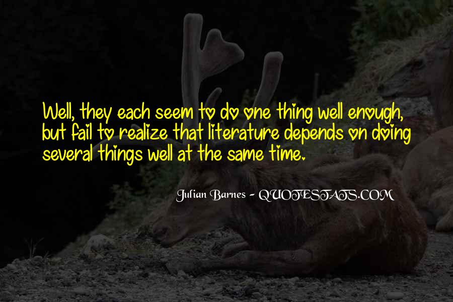 The Things Quotes #3516
