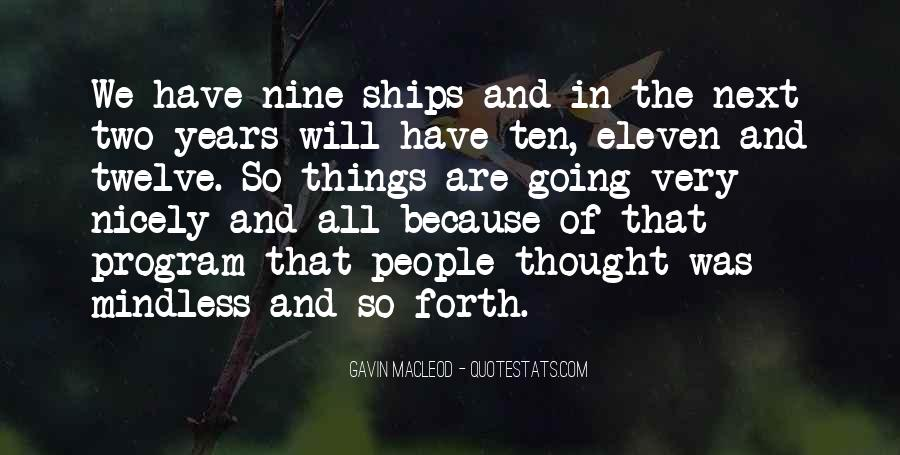 The Things Quotes #715
