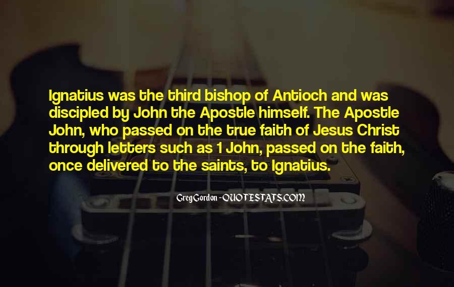 The Third Jesus Quotes #1101149