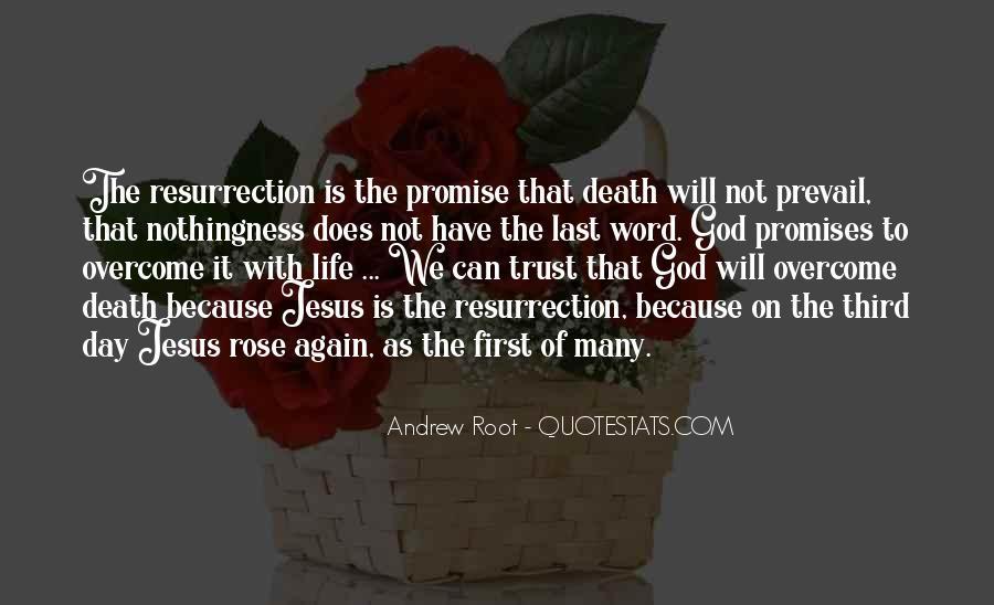 The Third Jesus Quotes #1422786