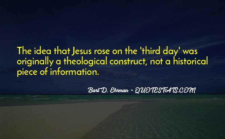 The Third Jesus Quotes #1758341
