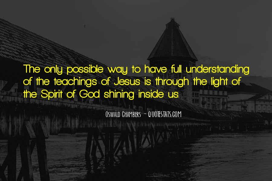 The Third Jesus Quotes #1761