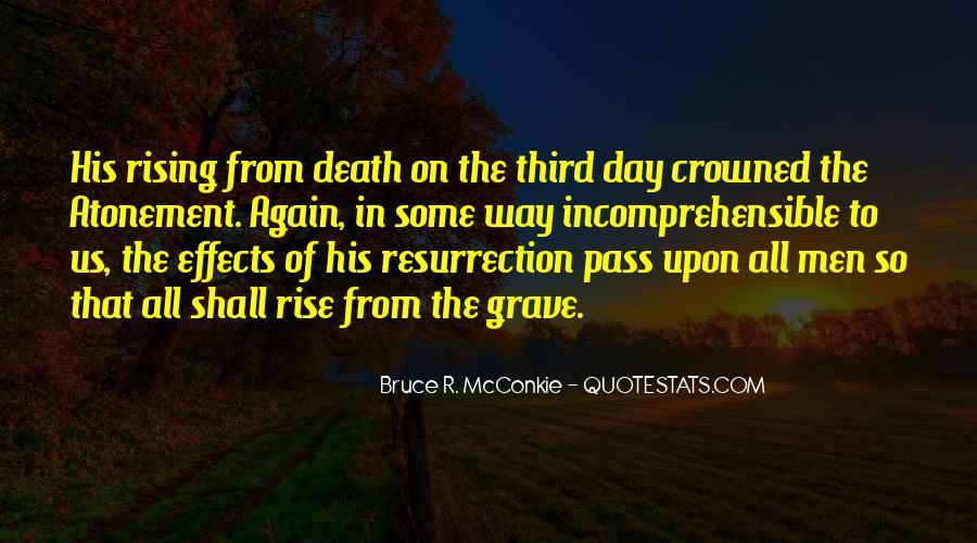 The Third Jesus Quotes #1771173