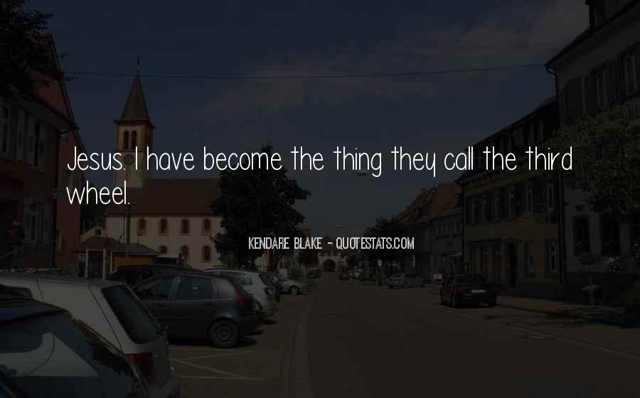 The Third Jesus Quotes #1781472