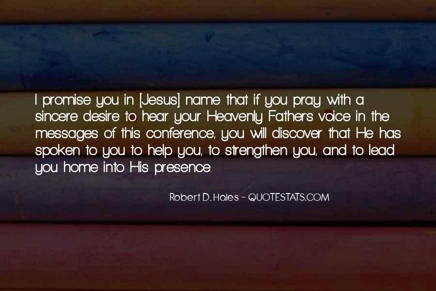 The Third Jesus Quotes #2034