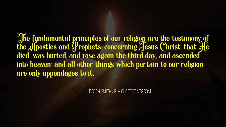 The Third Jesus Quotes #322663