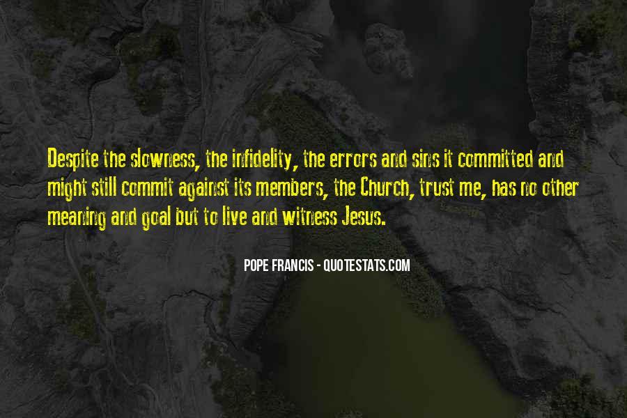 The Third Jesus Quotes #4627