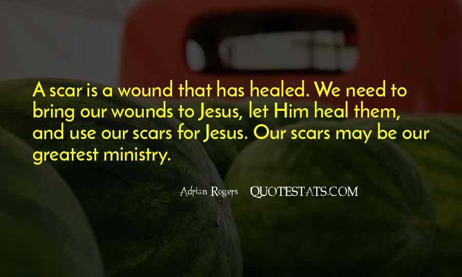 The Third Jesus Quotes #4831