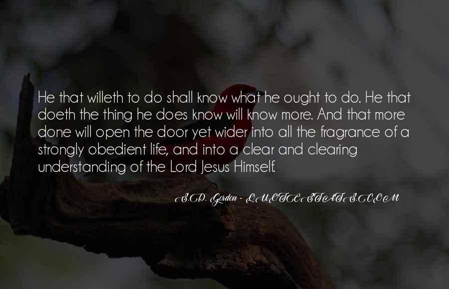 The Third Jesus Quotes #6946