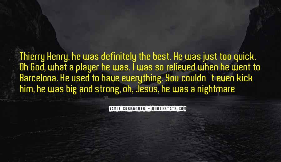 The Third Jesus Quotes #7083