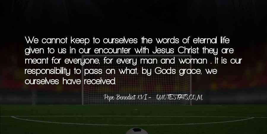 The Third Jesus Quotes #7786
