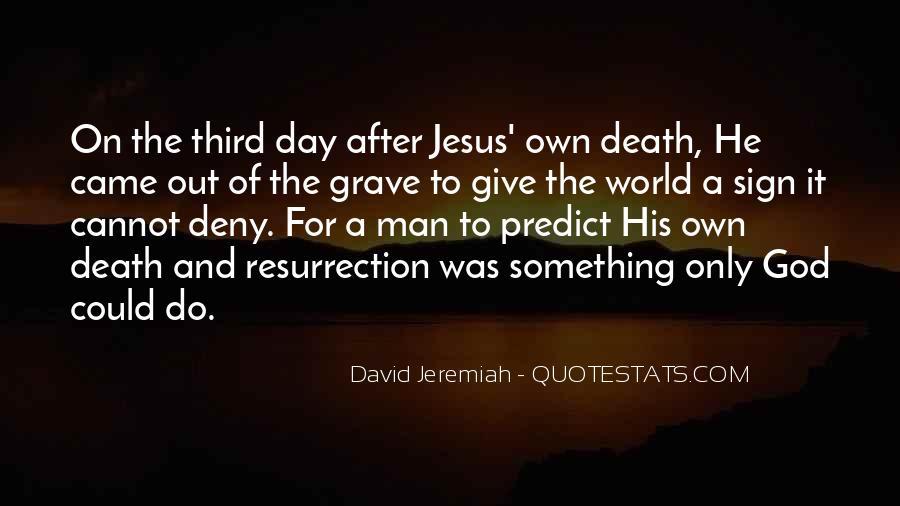 The Third Jesus Quotes #783510