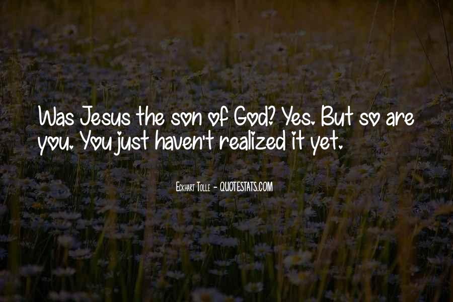 The Third Jesus Quotes #8150
