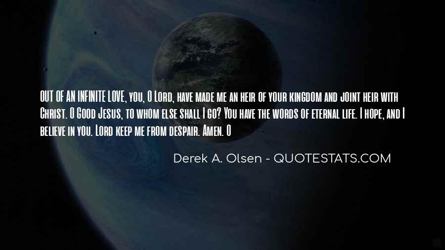 The Third Jesus Quotes #916