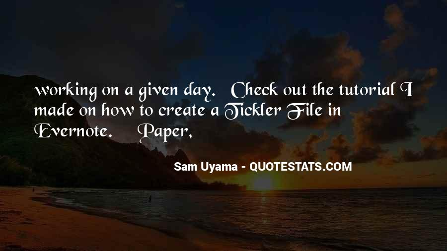 The Tickler Quotes #1624472
