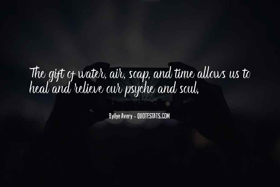 The Time Will Heal Quotes #890821