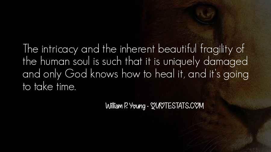 The Time Will Heal Quotes #922293