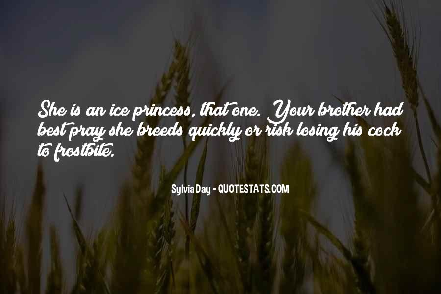 Quotes About Being Blind To Love #100239