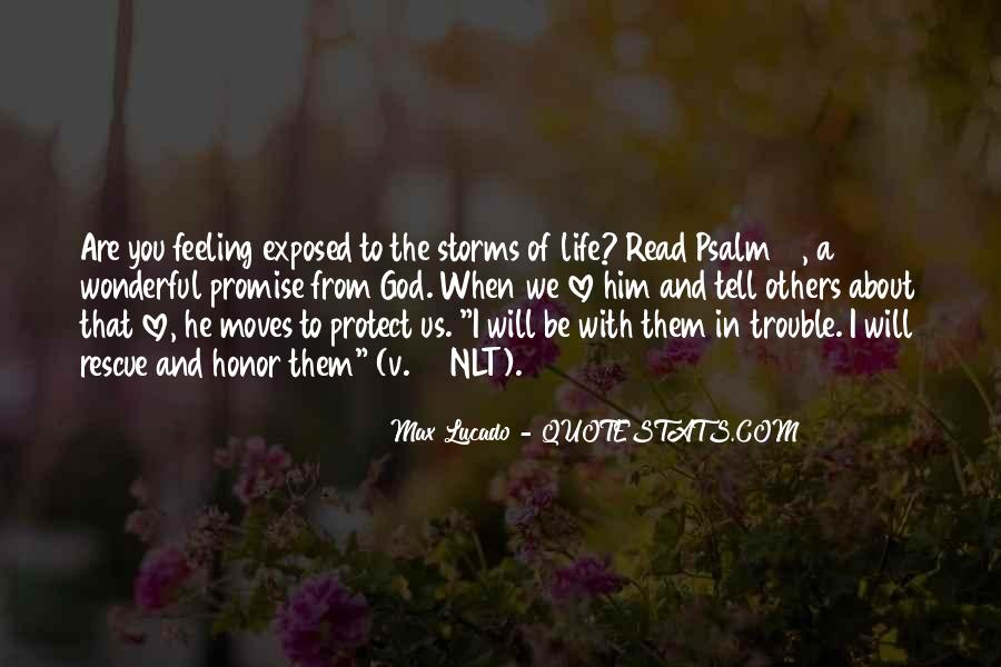 The Trouble With Love Quotes #1247686