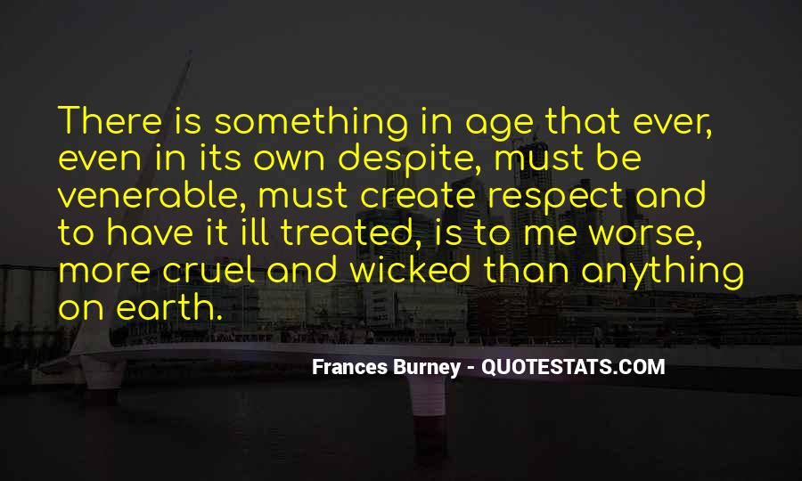 Quotes About Age In Something Wicked This Way Comes #375680