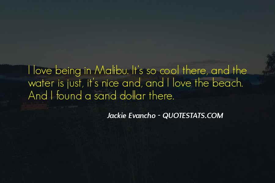 Quotes About Being Too Cool #285118