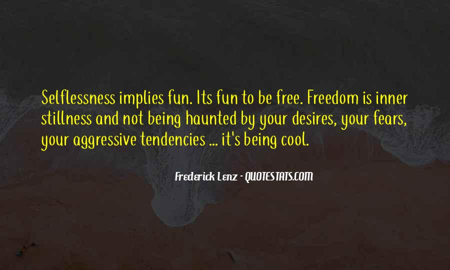 Quotes About Being Too Cool #93154