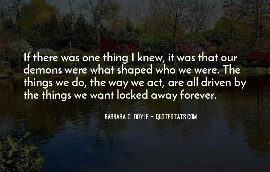 The Way We Are Quotes #37021