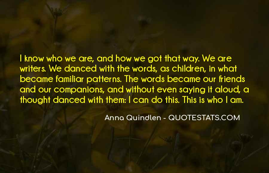 The Way We Are Quotes #40470