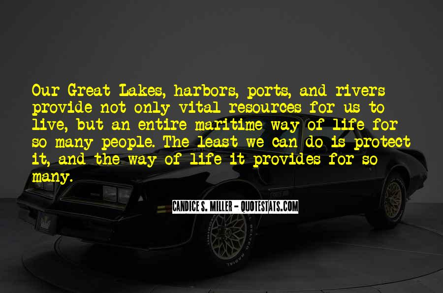 The Way We Live Our Life Quotes #813811