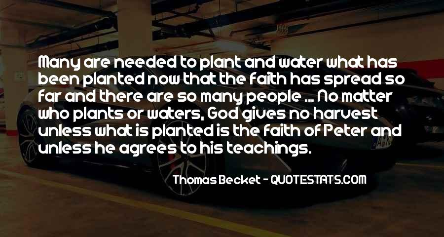 Quotes About Becket #505837