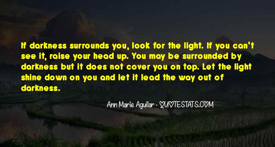 The Way You Shine Quotes #843036