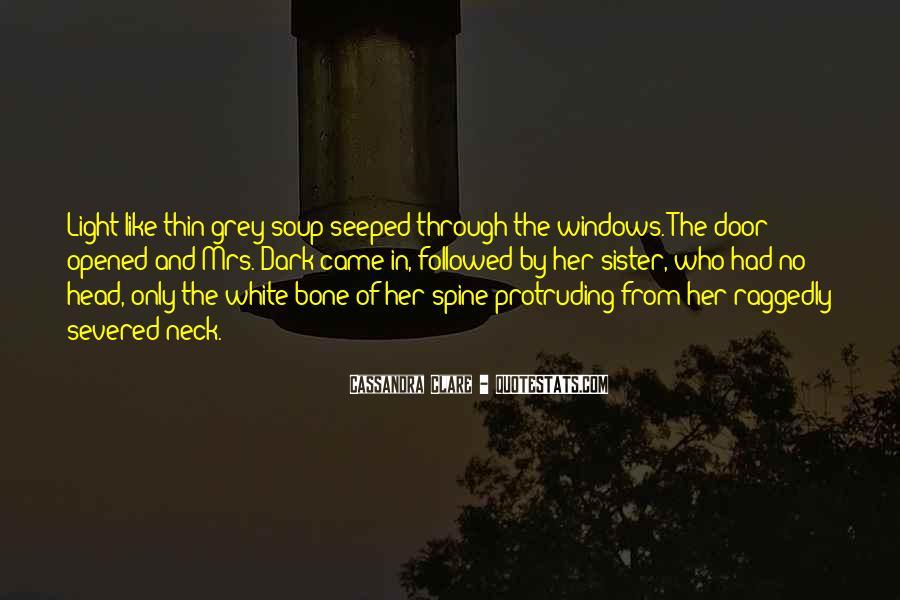 The White Bone Quotes #1014787