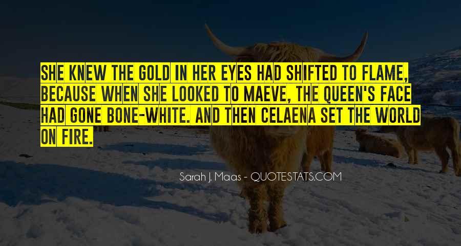 The White Bone Quotes #1077407
