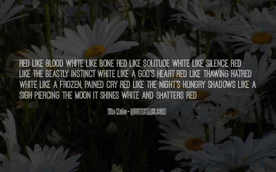 The White Bone Quotes #1180872
