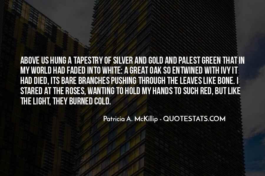 The White Bone Quotes #1231146
