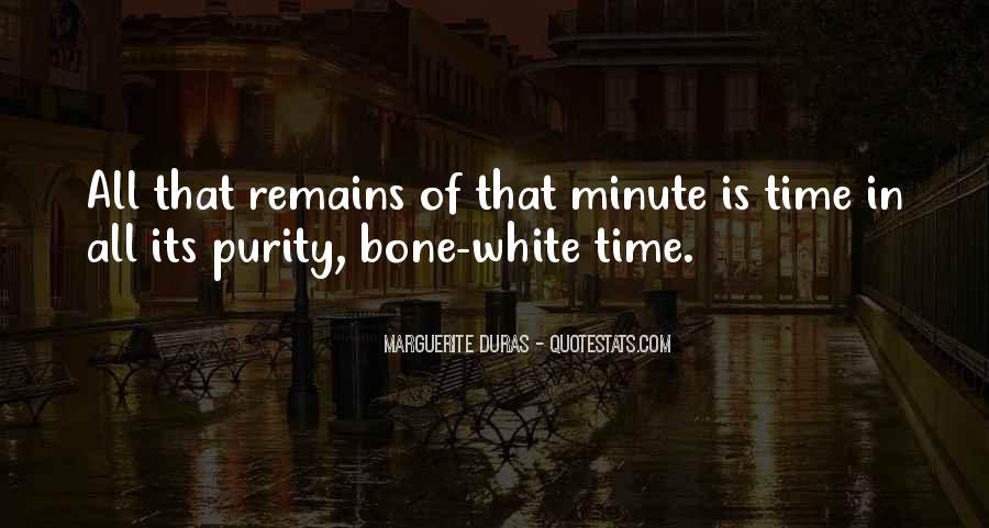 The White Bone Quotes #1407136