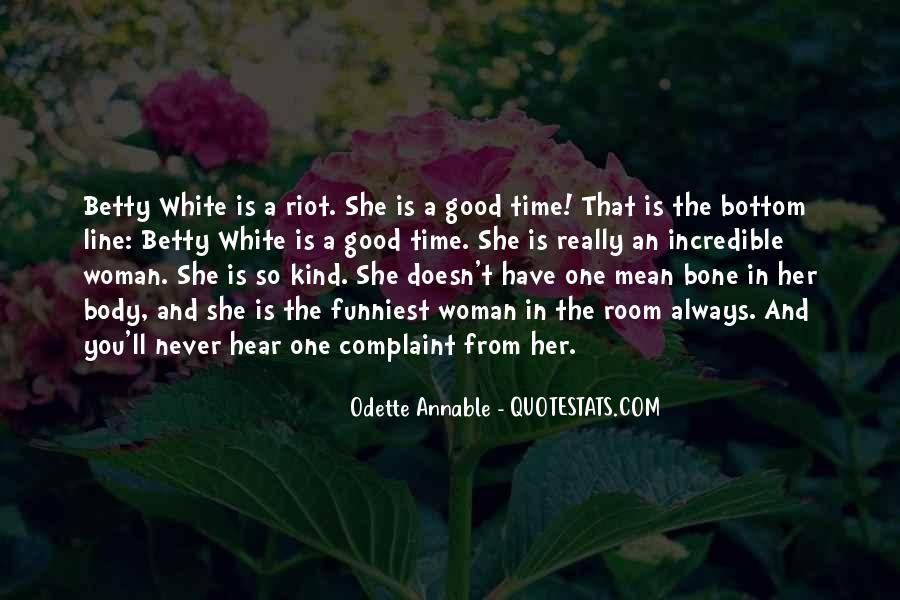 The White Bone Quotes #1625968