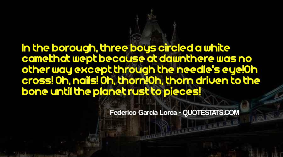 The White Bone Quotes #1720971