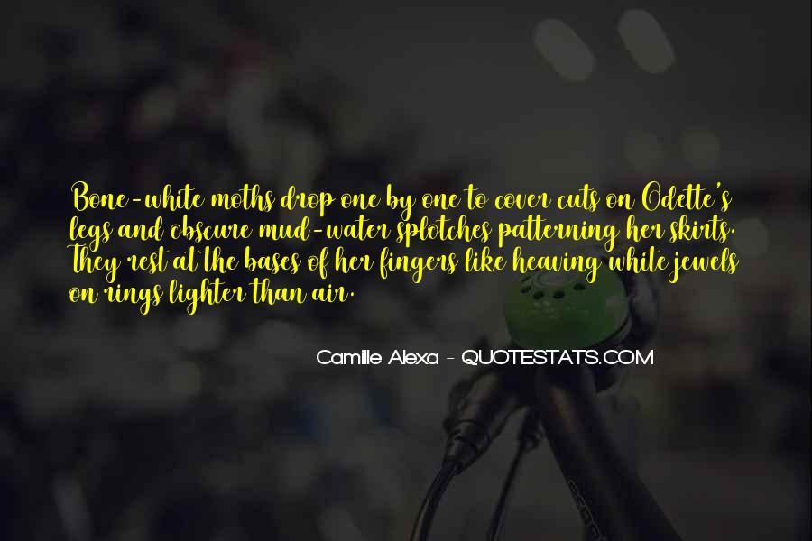 The White Bone Quotes #1861679