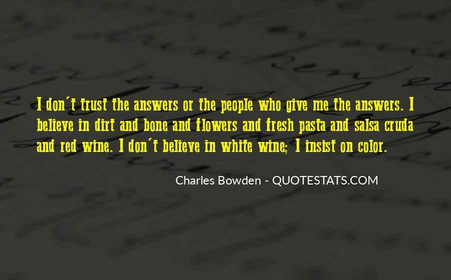 The White Bone Quotes #317039