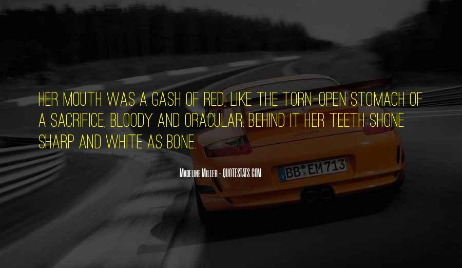 The White Bone Quotes #55323
