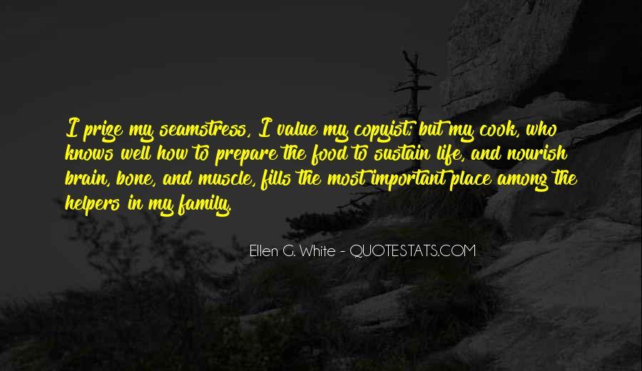 The White Bone Quotes #619773
