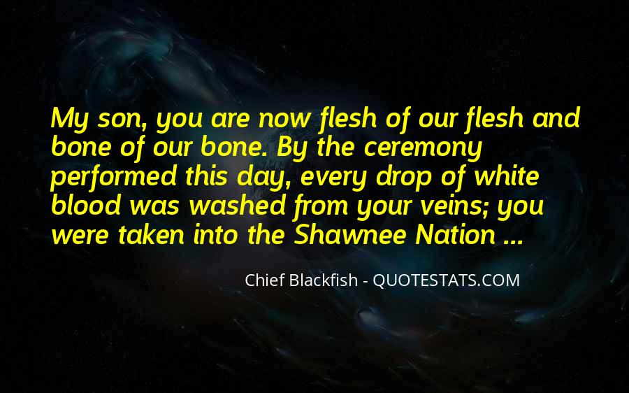 The White Bone Quotes #687463