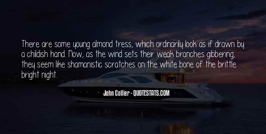 The White Bone Quotes #778786